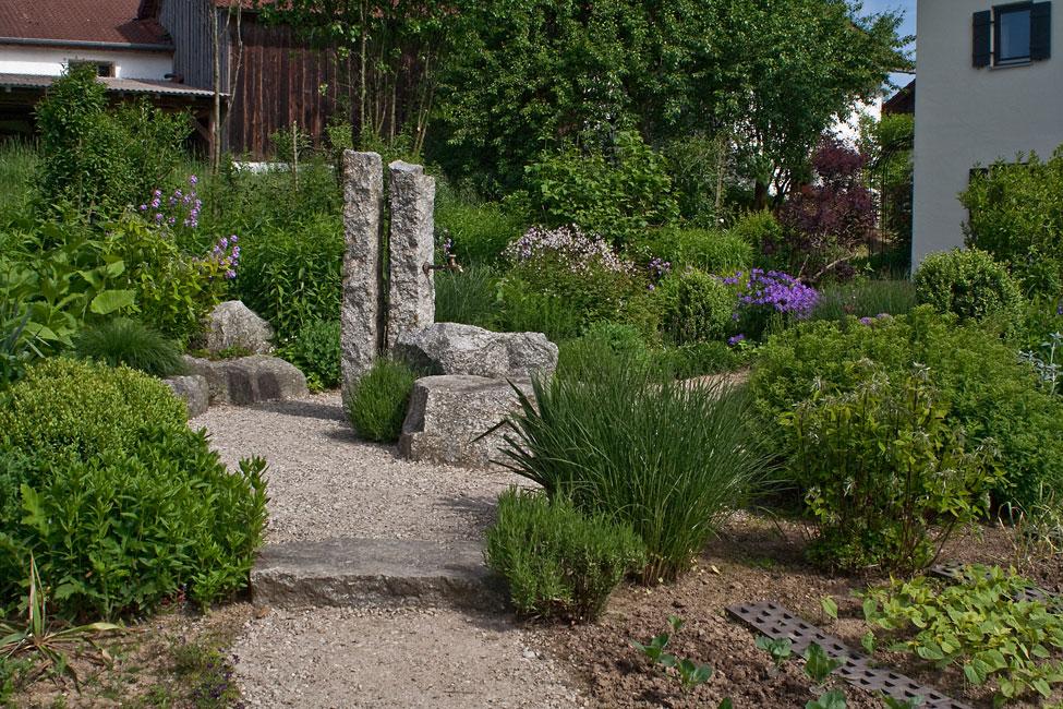 Gartengestaltung bauerngarten bilder for Gartengestaltung bauernhof